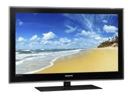 El televisor  8. En la casa de mis sueños, voy a tener un televisor de pantalla plana de sesenta pulgadas.