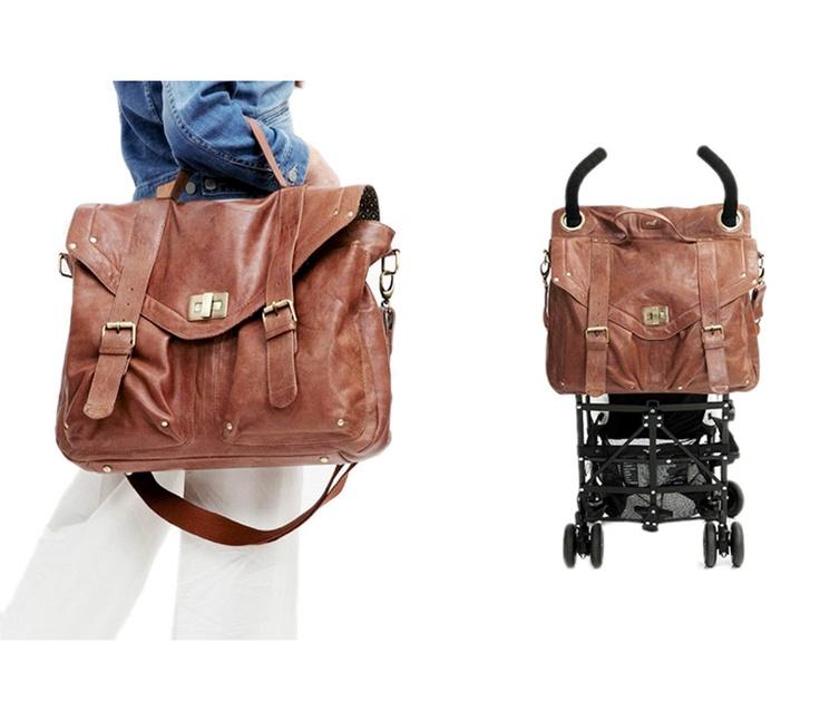 magic stroller bag stroller bag moms hip chic stylish baby moms dads deopla pregnant. Black Bedroom Furniture Sets. Home Design Ideas