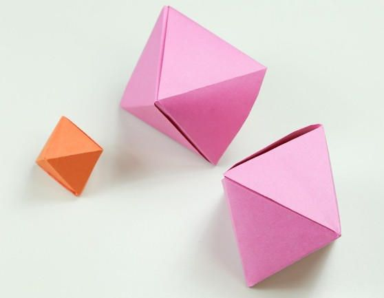 17 best images about design pliage structurel on pinterest origami paper s - Pliage origami simple ...