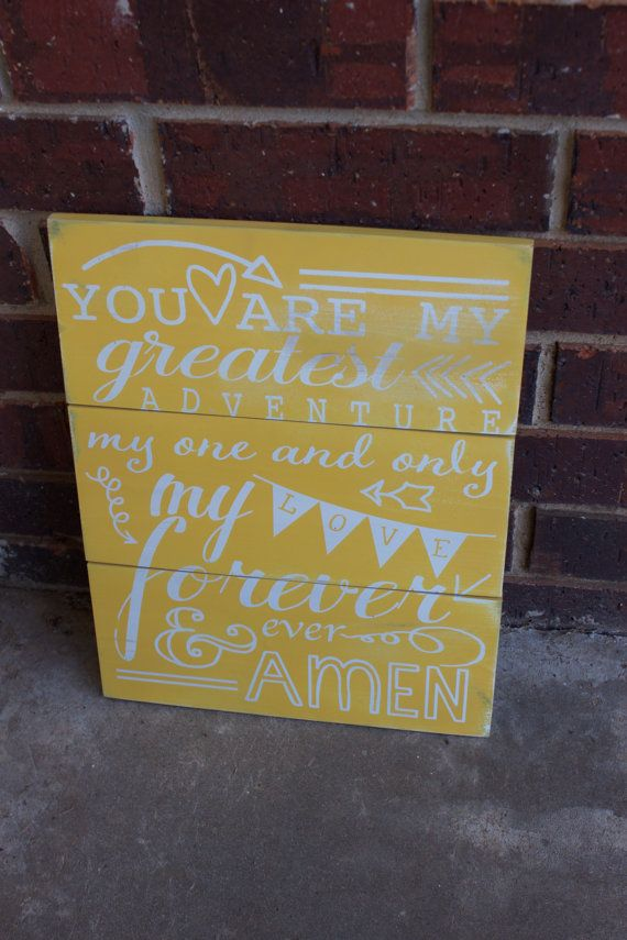 84 best Wooden Home Decor & Signs by Torrey\'s Touches images on ...