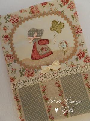 Rute Granja® Artesã ♥: Sacos/Taleigos em patchwork