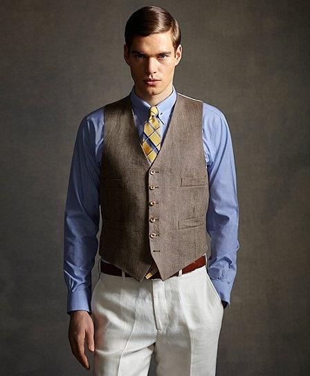 Dress shirt for gentlemen- Antique Shirt for men - Country Style - White men's shirt - 1920s p1Wi3