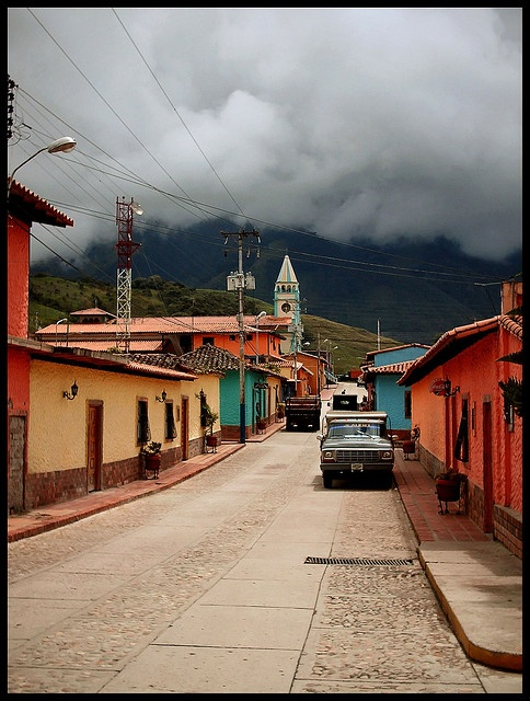 San José de Bolívar  San José de Bolívar, Municipio Francisco de Miranda, Edo. Táchira, Venezuela.