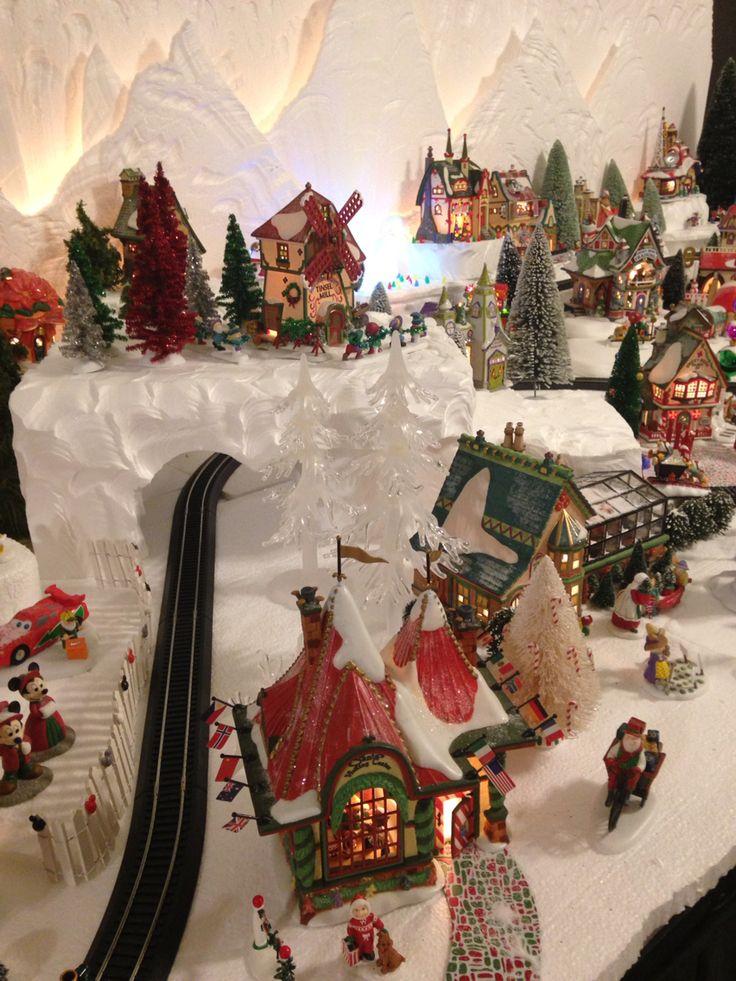 Department 56 Christmas Villages