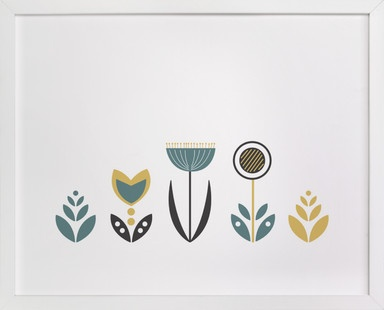 wall art - i love the simple clean design