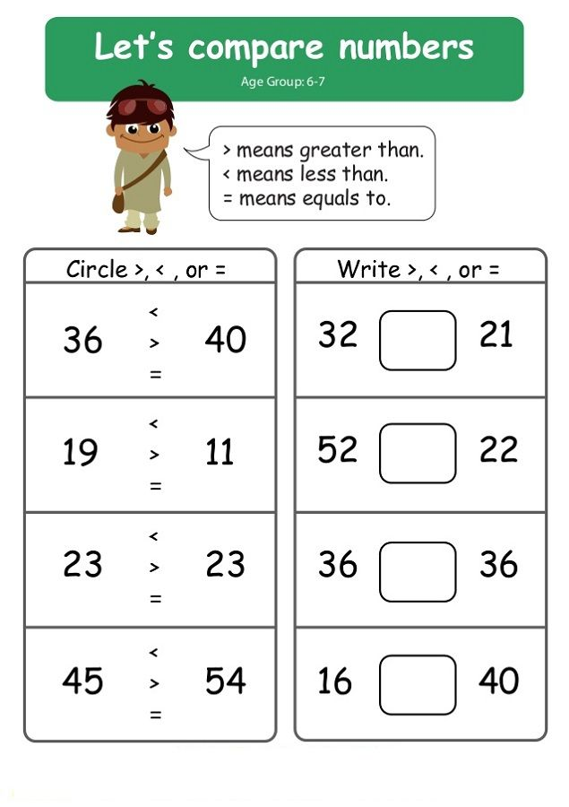 Ks1 Maths Worksheets Ks1 Maths Worksheets Comparing Numbers Worksheet Math Worksheet