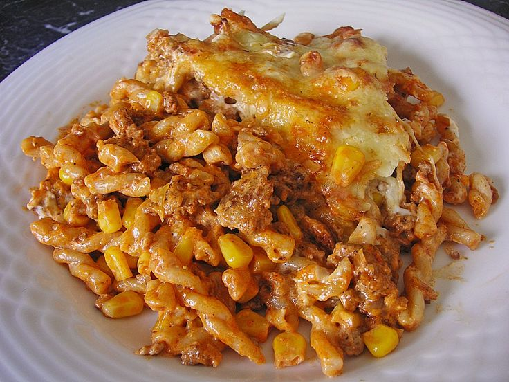 Nudel - Hackfleisch - Auflauf, ein schmackhaftes Rezept aus der Kategorie Pasta & Nudel. Bewertungen: 366. Durchschnitt: Ø 4,5.