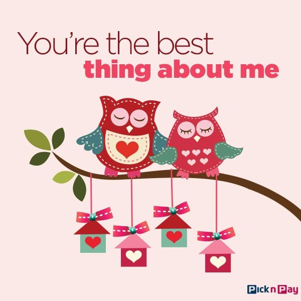 Cute cuddle. #picknpay #valentine #love #lovequotes #quotes