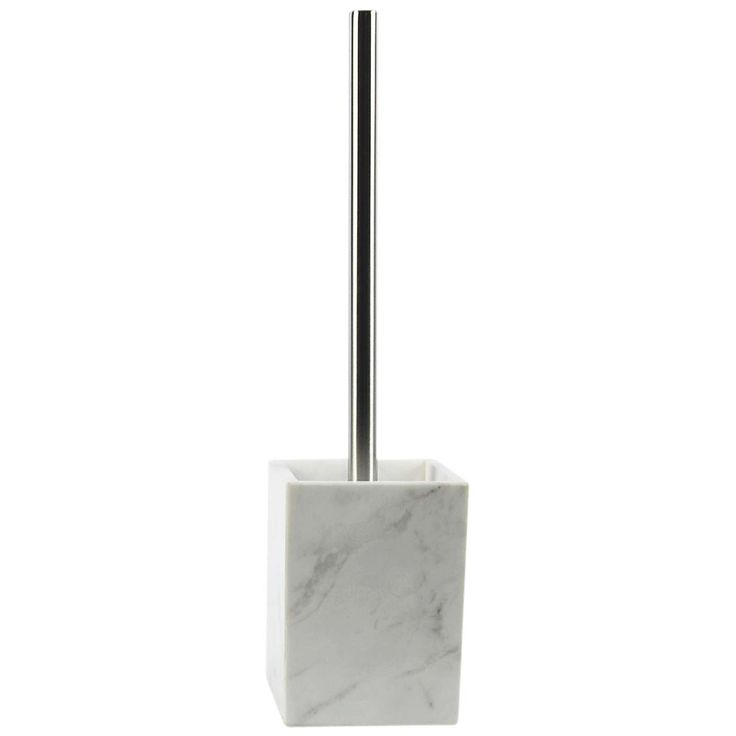 Marble Collection Toilet Brush and Holder