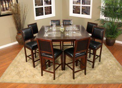 15 Best Furniture  Dining Room Sets Images On Pinterest  Table Gorgeous 9 Pcs Dining Room Set Inspiration