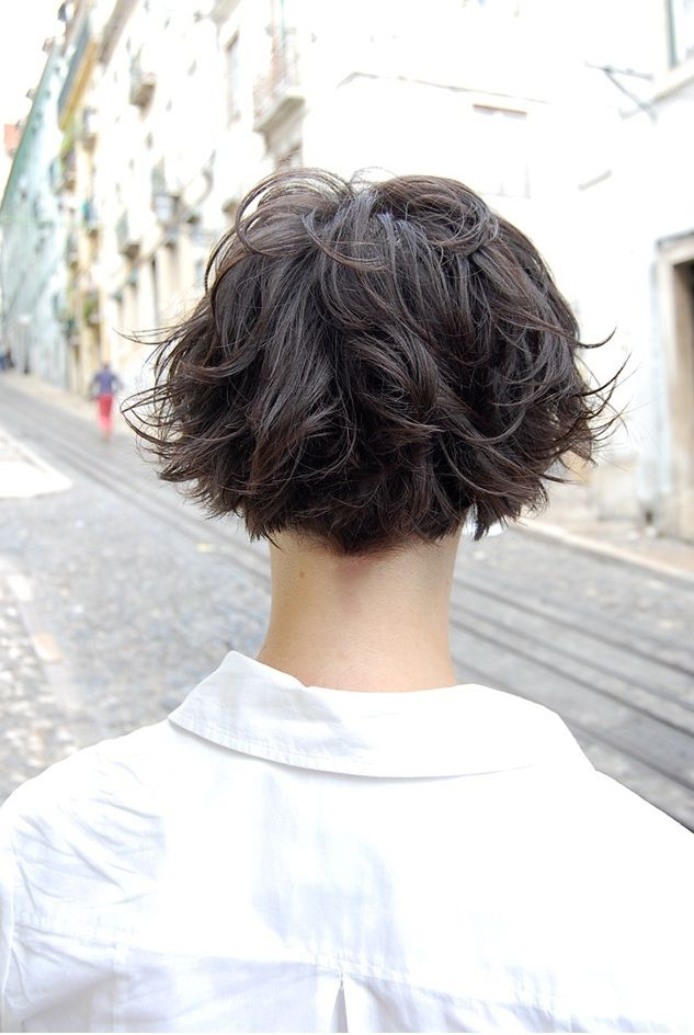 Short Wedge Hairstyles Back View | Best Medium Hairstyle » back view of short haircuts9 » Page: 1 ...