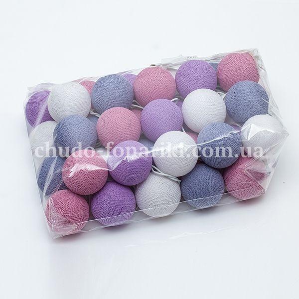 Гирлянда «Lavender» 35 шт.