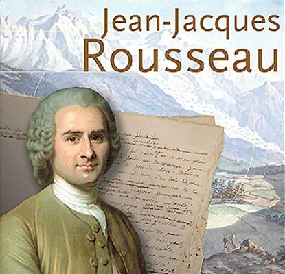 Jean-Jacques Rousseau Biography