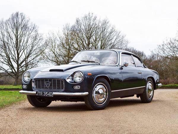 Lancia Flaminia Super Sport Zagato.  Legenda godna zapamiętania.  #LanciaVintage