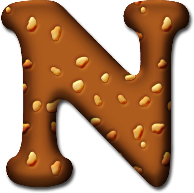 Best The Letter N Images On   Letter N Letters And