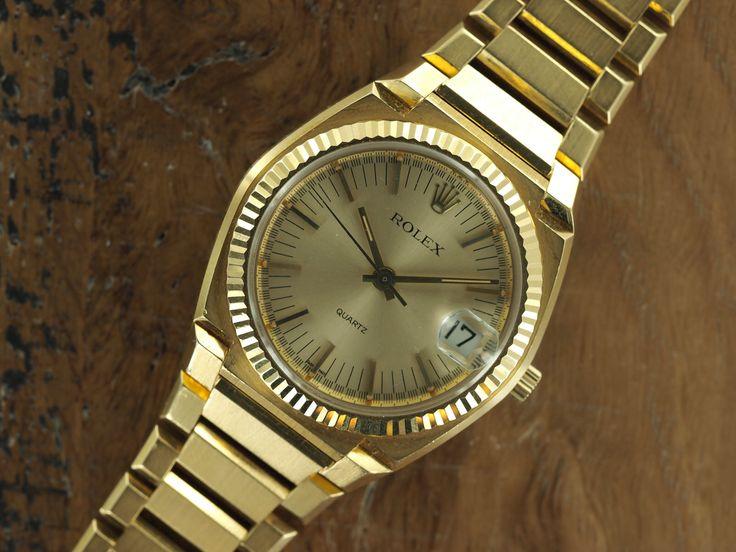 Rolex Quartz Date Beta 21 Movement No. 961