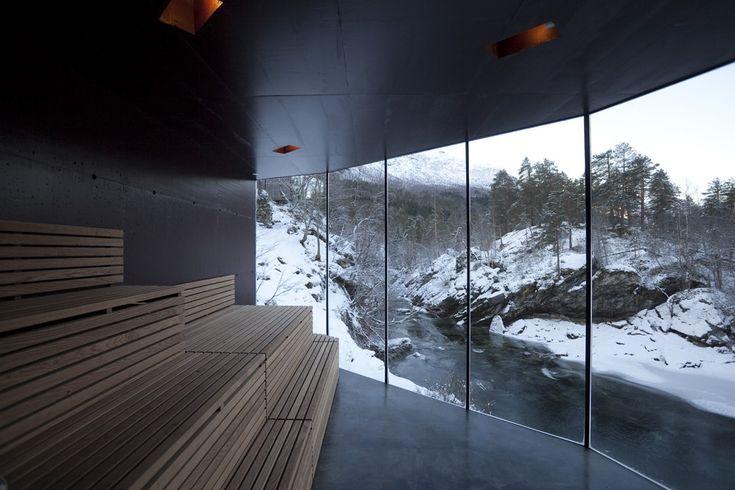 Afbeeldingsresultaat voor architecture sauna