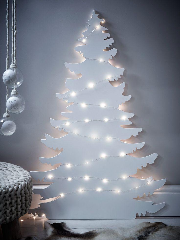 Ten Stylish Alternatives to the Traditional Christmas Tree