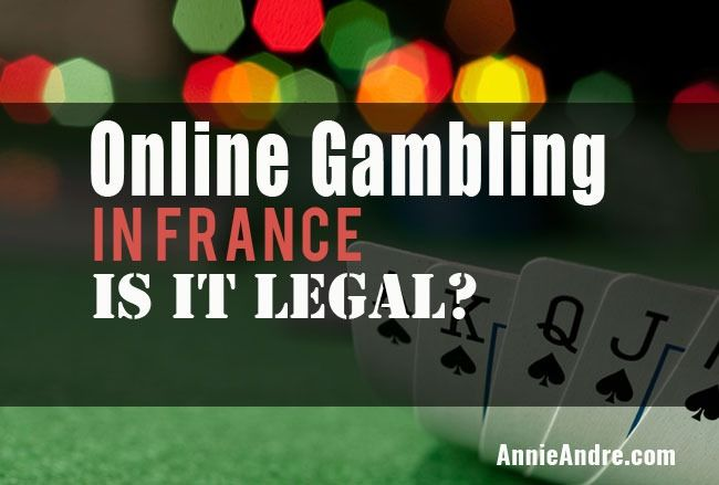 online casino legal france
