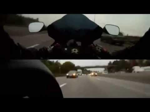 Das BESTE von Ghostrider 666 (360 km/h auf der Autobahn, Polizeiverfolgu...