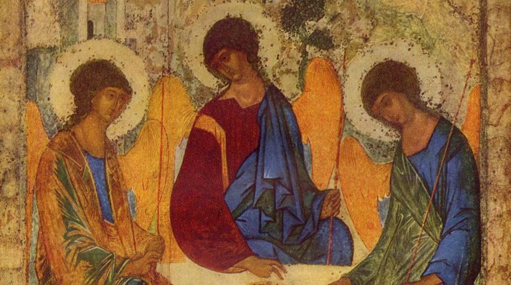St. Andrei Rublev Paintings!