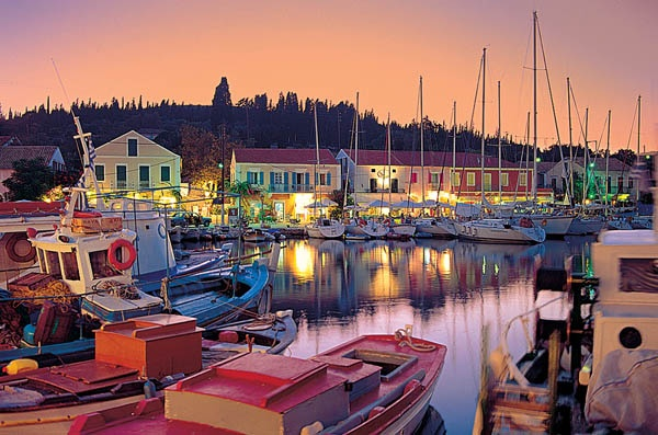 I have been here when I was about 16, would love to go back now I am old enough to appreciate its beauty - Fiskardo, Kefalonia Greece