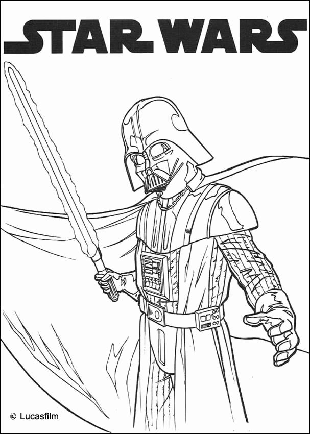 Pin On Star Wars Coloring Pages For Kids