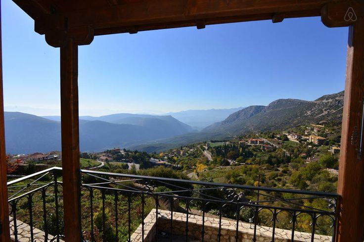 View towards Itea and Galaxidi