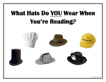 What hat do YOU wear when you're reading?? Readers wear many hats and have many roles when they are reading. Readers Are:ChefsDetecti...: Help Students, Readers Are Chefsdetecti, Students Reference, Teaching Students, Students Exploring, Teacher, Chef Detective