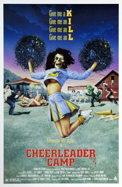 Cheerleader Camp...haha haha I so wanna watch this
