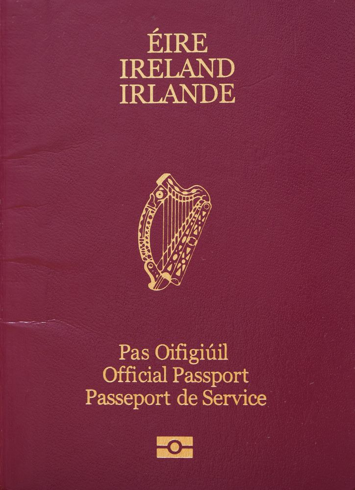 Check out Ireland's swanky new passport card · TheJournal.ie