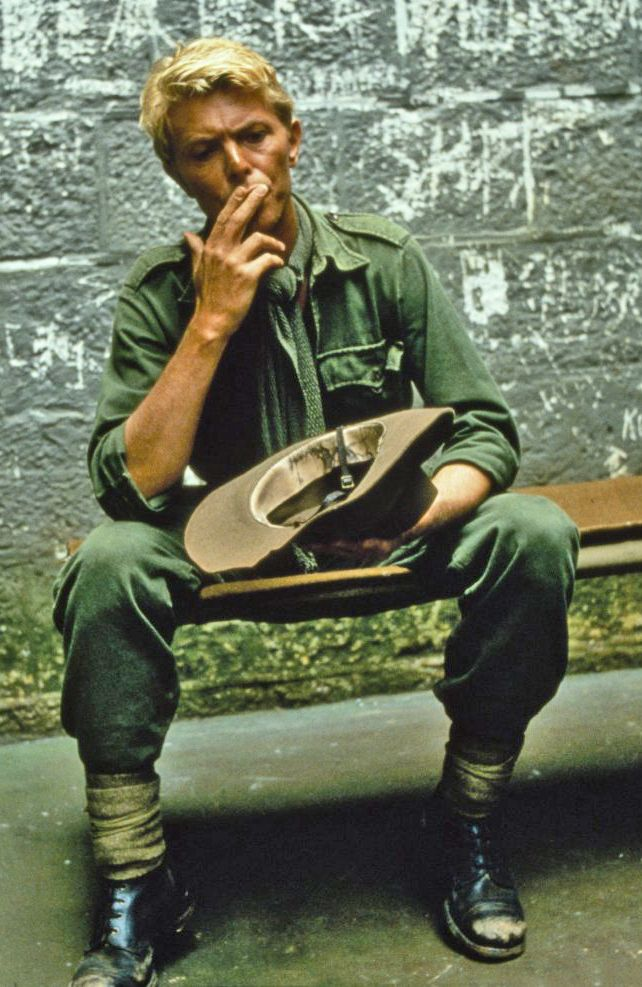 David Bowie... Merry Christmas, Mr Lawrence