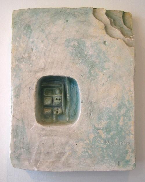 Wynand Smit Snr - Cast Plaster of Paris Sculpture