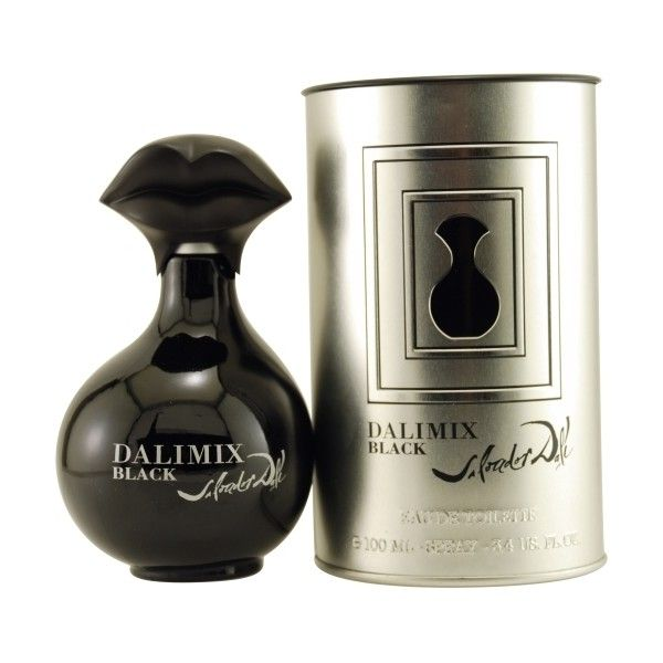Dalimix Black By Salvador Dali Edt Spray (27 CAD) ❤ liked on Polyvore featuring beauty products, fragrance, salvador dali and salvador dali perfume
