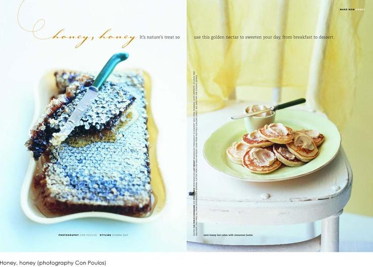 Donna Hay magazine design portfolio - Shannon Morton