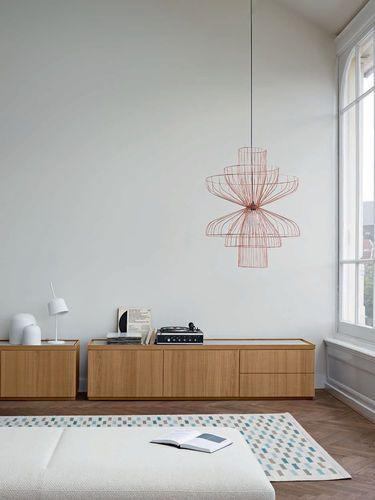 Modernes Fernsehmöbel / aus Eiche / von Noé Duchaufour Lawrance ESTAMPE Ligne Roset