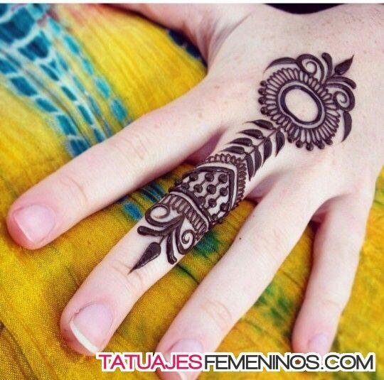 tatuajes mehndi 9
