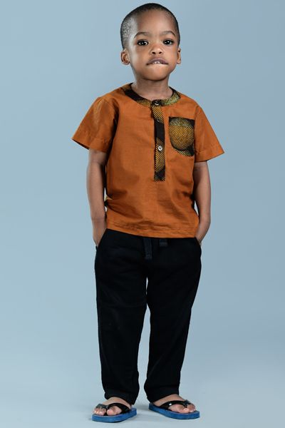 Cute stylish African boy #AfricanFashion #Africa #Hagereseb #AfricanPrints