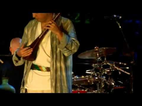 Sevara Nazarkhan ft. Peter Gabriel & New Blood Orchestra - In your eyes - YouTube