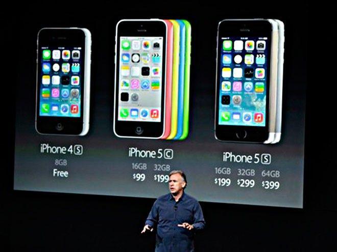 Nueve millones de teléfonos de su nuevo portafolio ha vendido Apple hasta hoy.