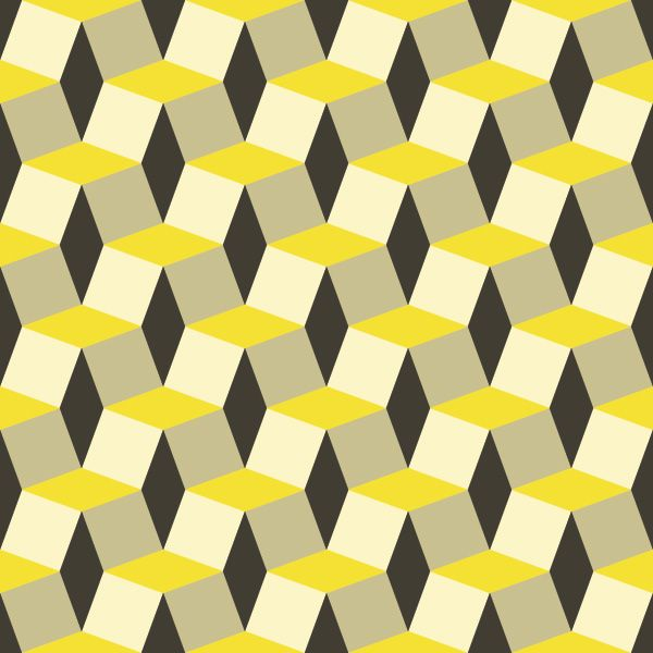 Geometric Pattern Vector Graphic - DryIcons