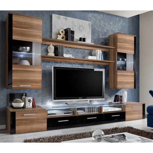the wall units is a wonderful looking modern solution to home living room wall units tv unit storage system browse our selection of design