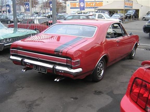 monaro 327 bathurst skelton - photo#17