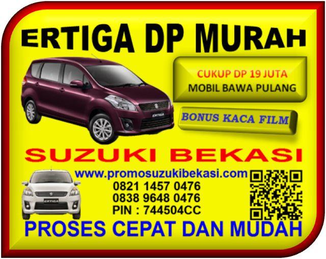 PROMO ERTIGA BEKASI DP MURAH