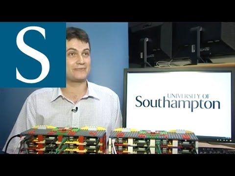 University of Southampton - Southampton engineers a Raspberry Pi Supercomputer