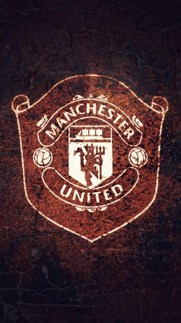 Manchesterunited Wallpaper Sepak Bola Desain Logo