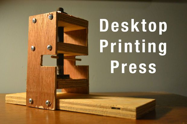 Build a Gutenberg printing press, the revolutionary technology utilizing movable, inked type that could produce hundreds of Identical prints.