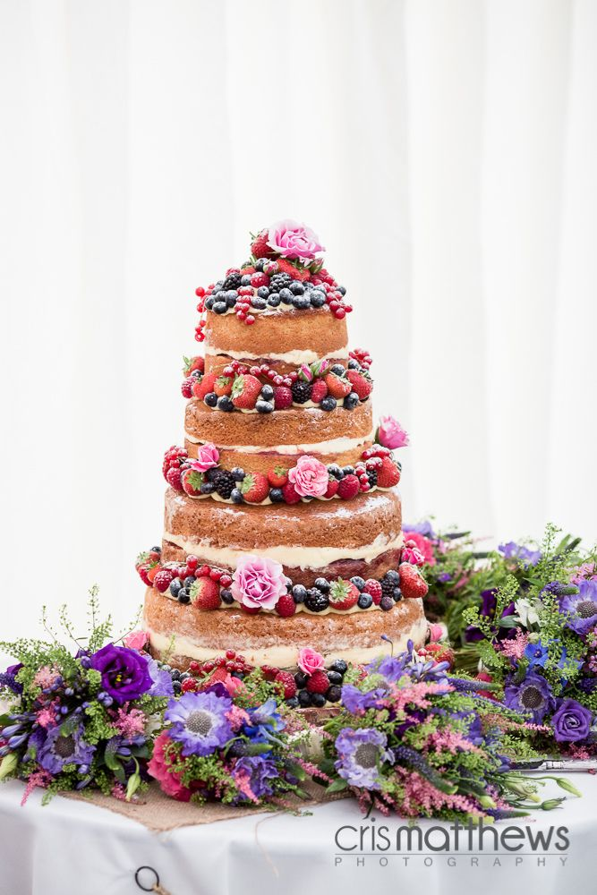 Naked Cakes | Wine & Paper