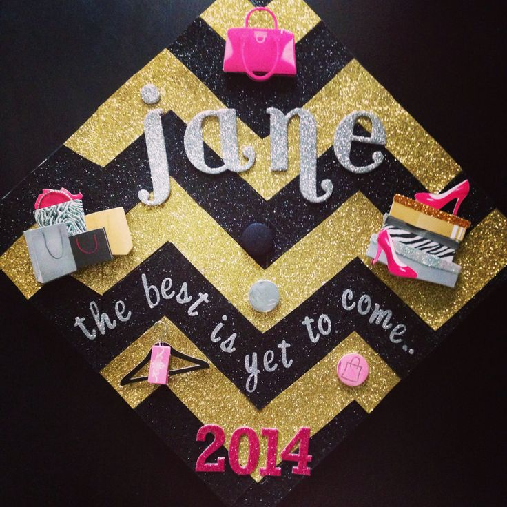 1000 images about grad cap decorating on pinterest for Accounting graduation cap decoration