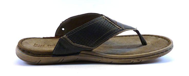 Josef seibel 43239 932 236 modrá pantofel